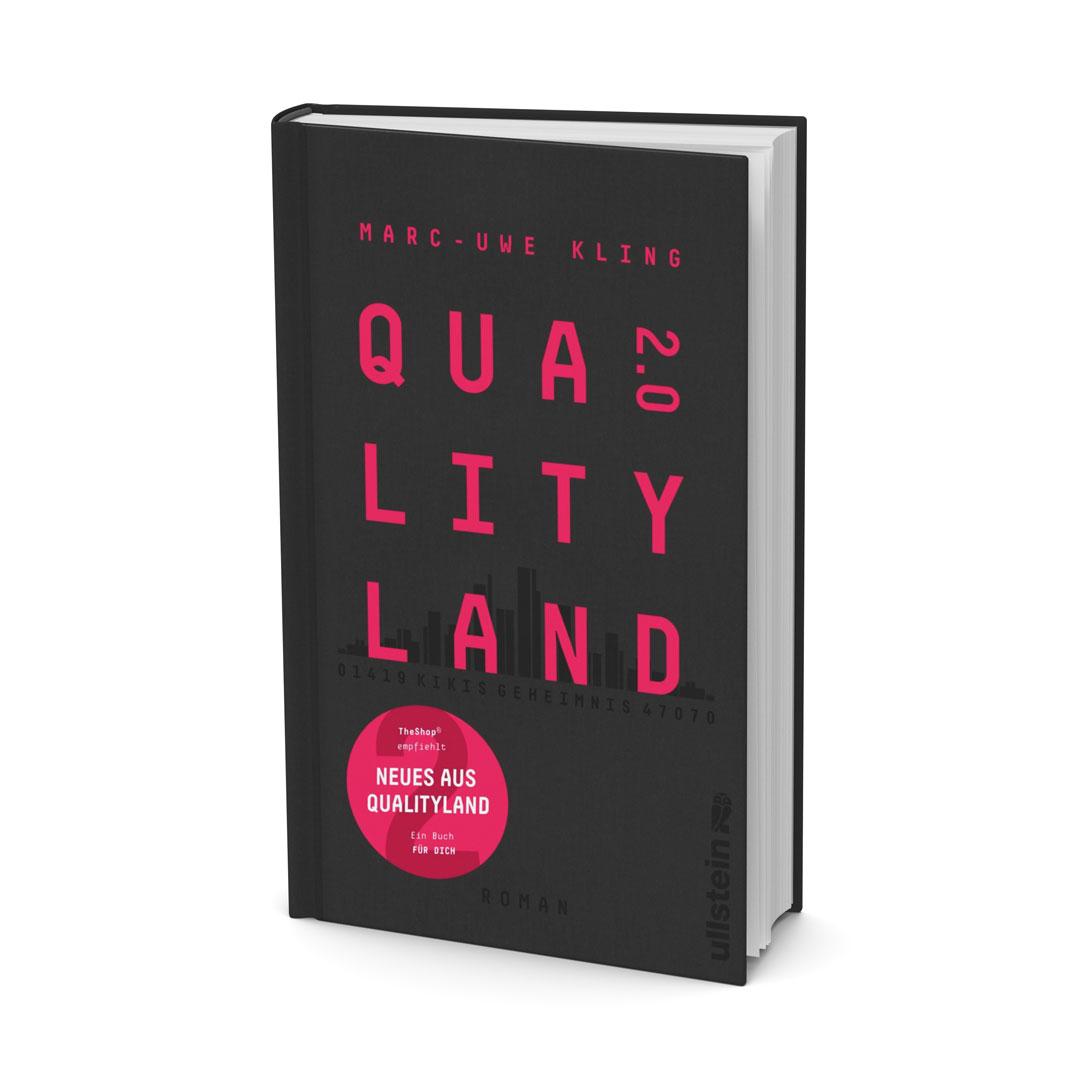 Marc-Uwe Kling QualityLand 2.0