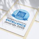 MertinWitt Excellence Award Cards